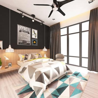 Bedroom Design Renovation . Setia Tropika