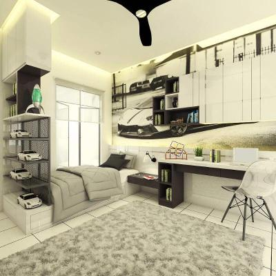 Desa Harmoni Renovation Design