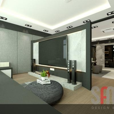 Home Theater Room Design Jb