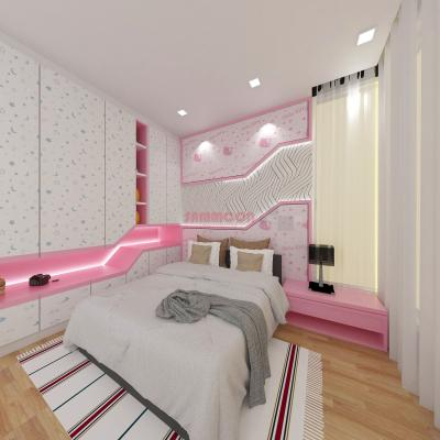 New Design Girls Room