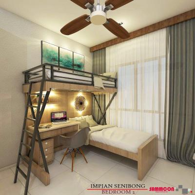 Rini Hill Bedroom Study Area Design For Boys Room 1